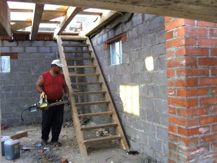 Стройка своими руками двухэтажного дома